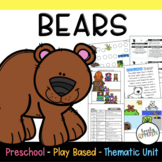Preschool Lesson Plans- Bears