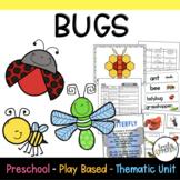 Preschool Lesson Plans- Bugs