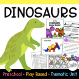 Preschool Lesson Plans- Dinosaurs