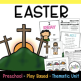 Preschool Lesson Plans- Easter