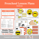 Preschool Lesson Plans: Emotions