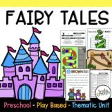Preschool Lesson Plans- Fairy Tales