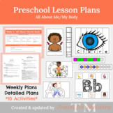 Preschool Lesson Plans: My Body