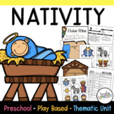 Preschool Lesson Plans- Nativity
