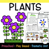 Preschool Lesson Plans- Plants