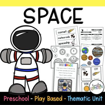 Preschool Lesson Plans- Space