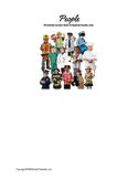 Preschool Lesson on People