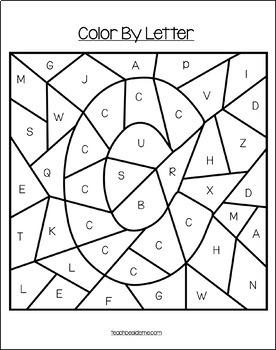 Preschool Letter C Activity Pack