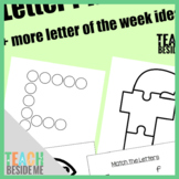 Preschool Letter F Activity Pack