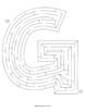Preschool Letter G Activity Pack