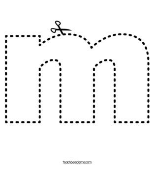 Preschool Letter M Activity Pack