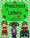 Preschool Letters (Distance Learning)