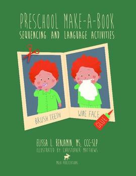Preschool Make A Book
