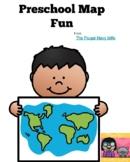 Preschool Map Fun