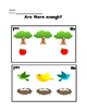 Preschool Math - Are there enough
