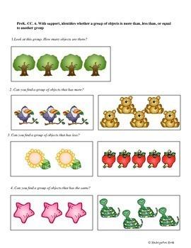Preschool Math Assessment: Preparing Preschoolers For Kindergarten