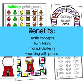 Preschool Math Games