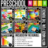 Preschool Math: Math Made Fun! The Bundle!
