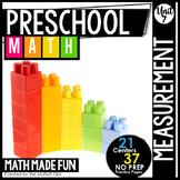 Preschool Math: Measurement