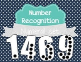 Preschool Math Number Counting Set