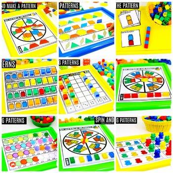 Preschool Math: Patterns