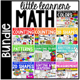 Preschool Math - PreK Math for Little Learners (Kindergarten too)