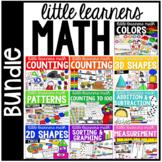 Preschool Math - PreK Math for Little Learners (Kindergart