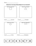 Preschool Math- Shape Hunt