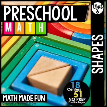 Preschool Math: Shapes