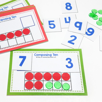 Preschool Math Unit - ADDITION AND SUBTRACTION