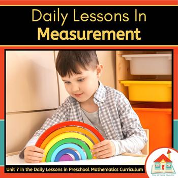 Preschool Math Unit - MEASUREMENT