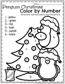 preschool worksheets december by planning playtime tpt. Black Bedroom Furniture Sets. Home Design Ideas