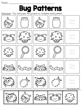 Preschool May Morning Work