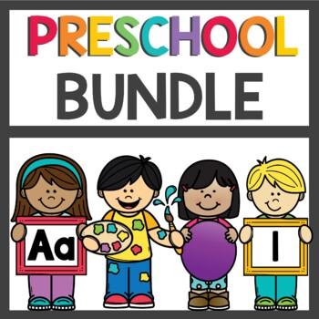 Preschool Mega Bundle