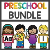 Preschool Mega Bundle