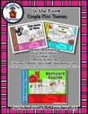 Preschool Mini Themes Bundle {PbN}