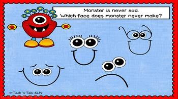 Preschool Monster Mania - Exclusion