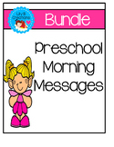 Preschool Morning Messages - Bundle