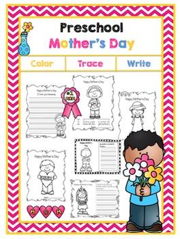 Preschool Mother's Day