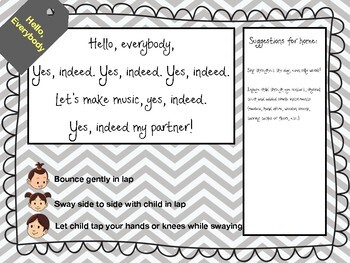 General Music Lesson Plans for Preschool