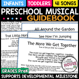 General Music Lesson Plans for Preschool II