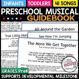Preschool Music Lesson Plans Binder II