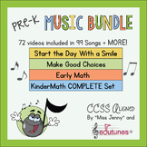 Preschool Beginning of the Year Music Bundle!