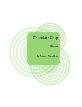 Preschool Music - Rhyme - Chocolate Chip