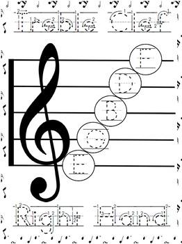 Preschool Music Worksheets