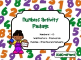 Number Activity Package