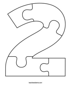 Preschool Number Activity Pack