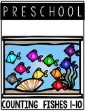 Preschool Number Count (1-10)