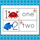 Preschool Ocean Math Centers