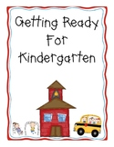 Preschool Pack - A Kindergarten Readiness Calendar